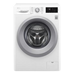 LG F4J5QN4W Frontmatad tvättmaskin