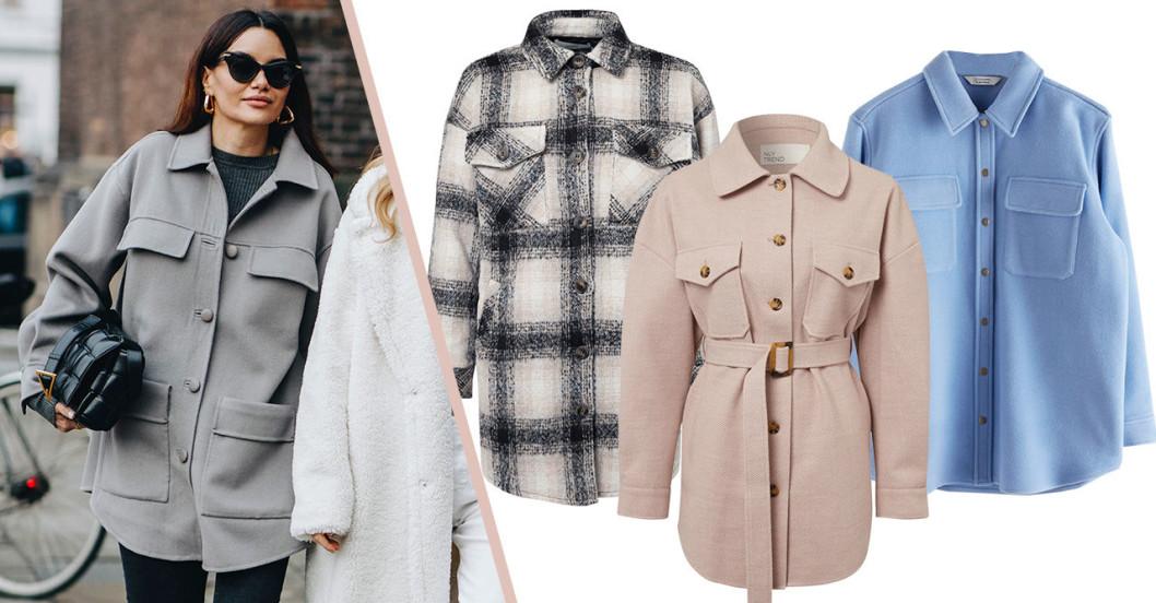 Skjortjackan – Den Mest Användbara Jackan I Vår?