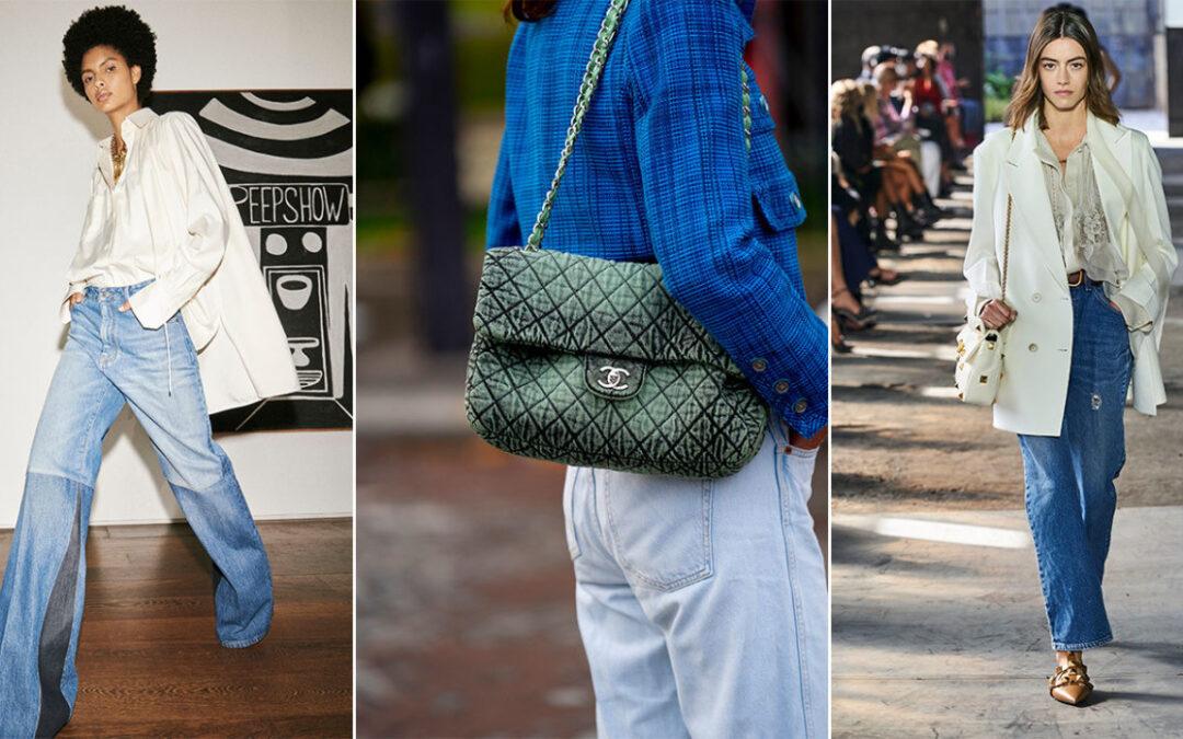 Säsongens Bästa Jeans – Vårens Trender Och Så Stylar Du Dem