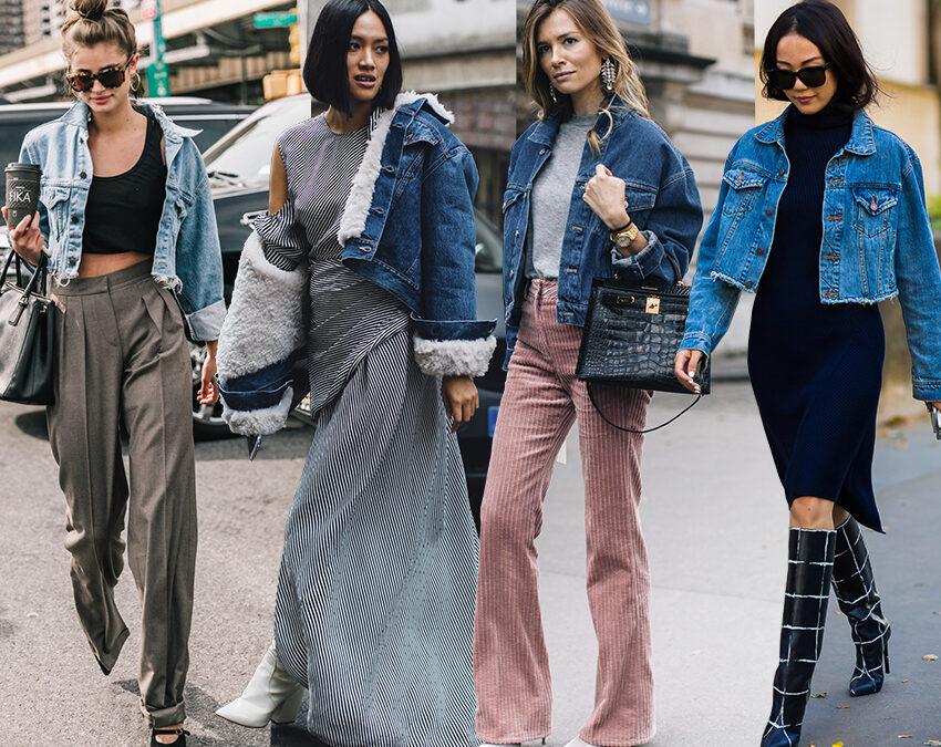 3 Super Enkla Sätt Att Förvandla Din Jeansjacka